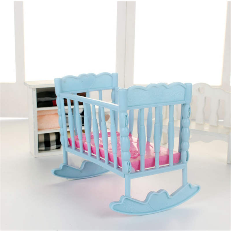 AOSST for lols Big Sister Shaking table Dolls accessories Original luxury Baby Doll DIY Kid Birthday Gift Cradle bed toy