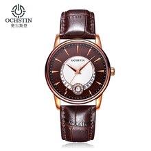 2016 reloj de Las Mujeres Marca de Fábrica Superior OCHSTIN Reloj Mujeres reloj de Vestir de cuarzo reloj de manera Analógica Casual Reloj Relogio Feminino