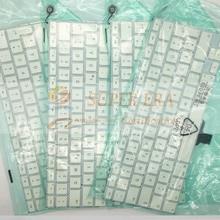 5 шт./лот для MacBook 13.3 ''GR Германия клавиатура A1342 клавиатура 2009 2010 год MC207 MC516