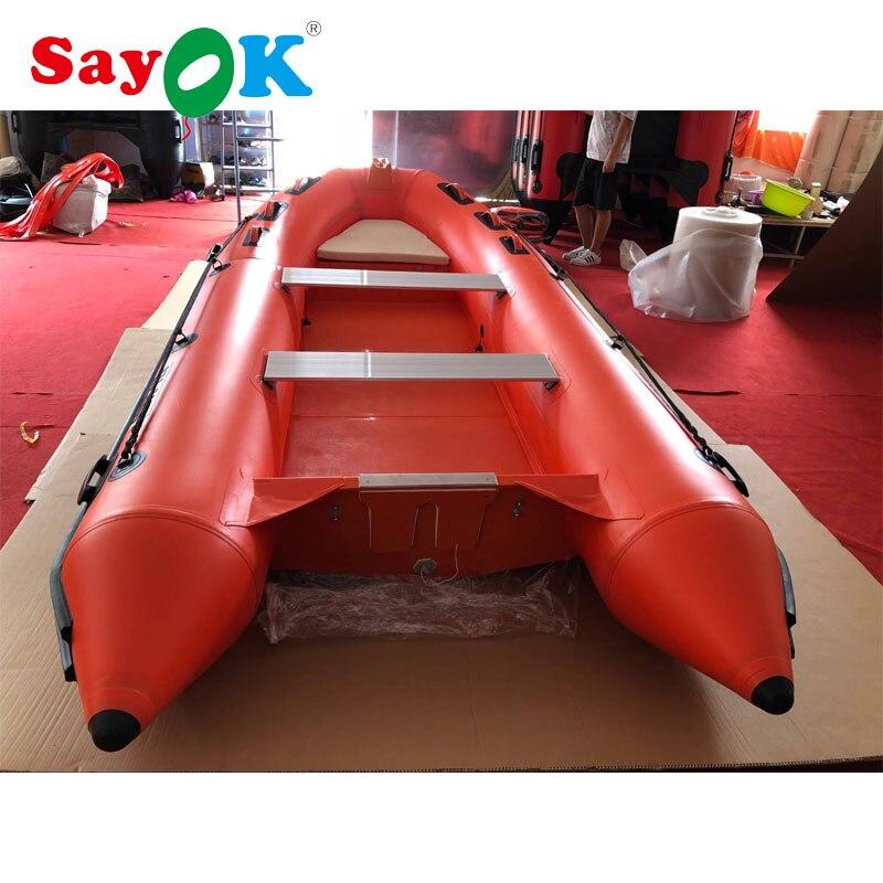 US $700 00 Hdier HA 380 rowing inflatable boat rofting riqid