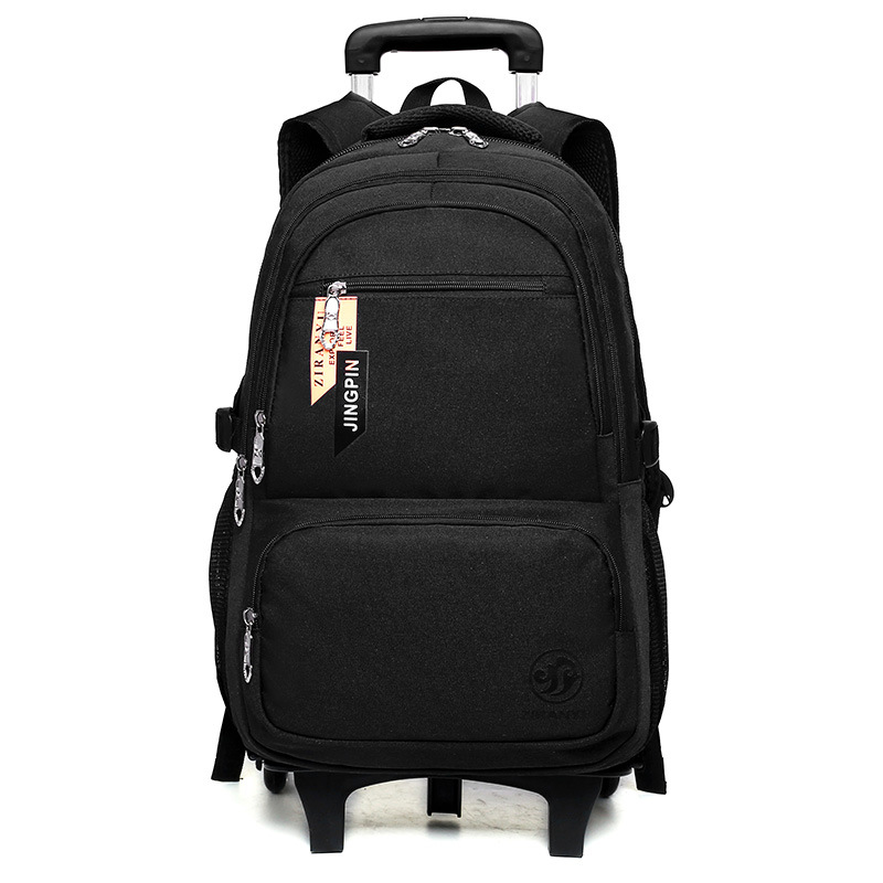 Removable Childrens Trolley school Backpack Children School Bags Six Wheels Primary Schoolbags Boys Girls kids Wheeled BackpackRemovable Childrens Trolley school Backpack Children School Bags Six Wheels Primary Schoolbags Boys Girls kids Wheeled Backpack