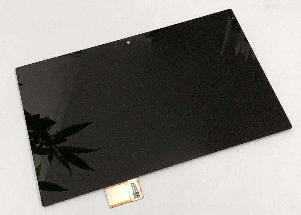 Полный ЖК-дисплей Дисплей монитор + Сенсорный экран Панель планшета Сенсор Стекло сборки для sony Xperia Tablet Z 10,1 SGP311 SGP312 SGP321