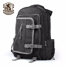 "RUIL 2017 Men's Backpack Laptop Anti-Piracy 14.1 ""Large Capacity Travel Bag Computer Bag School Backpack"
