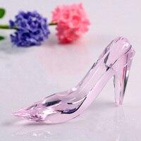 Best 15 см Золушки с украшением в виде кристаллов обувь, удивительно подруге подарок на день рождения, День Святого Валентина, романтические ис...
