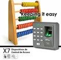 X7 ZK Biométrico De Control De Acceso de