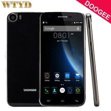 """Оригинал doogee y200 5.5 """"android 5.1 смартфон mt6735 64-бит quad core RAM 2 ГБ Поддержка Dual SIM GPS OTG GSM & WCDMA и FDD-LTE"""