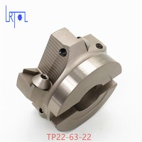 TP22 63 22 90 Degree Right Angle Shoulder Face Mill Head CNC Milling Cutter,milling cutter tools,carbide Insert TPMN1603