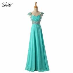 Mint purple royal blue bridesmaid dresses long chiffon sweetheart a line beaded sequined cheap under 50.jpg 250x250