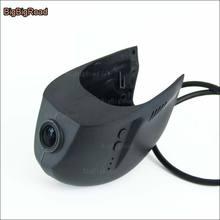 цена на For vw golf 7 2014 2010 2011 2012 Car Video Recorder Dual Lens hidden Type APP control Car wifi DVR Car black box Dash cam