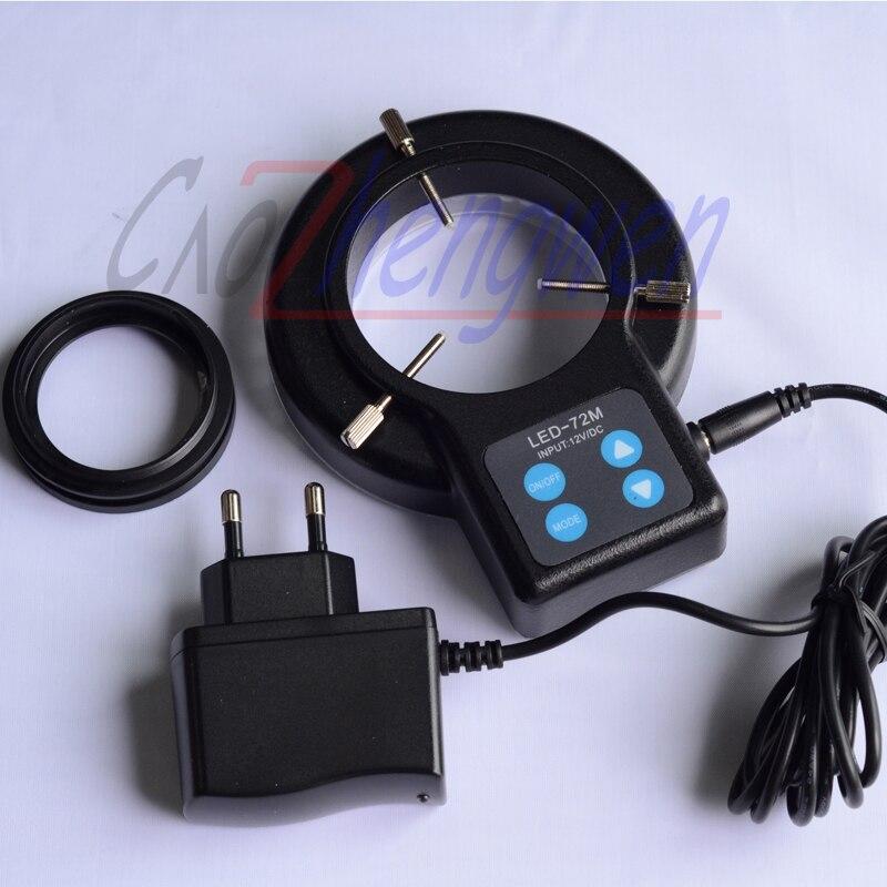 Müügil olev FYSCOPE led-tuli 72 LED neljatsoonilisest mikroskoobi - Mõõtevahendid - Foto 2