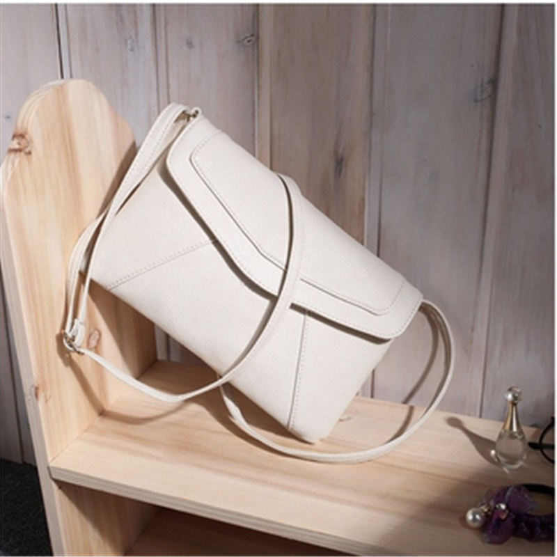 Casual Vintage Small Women Bags Leather Messenger Bag Retro Envelope Bag Handbag and Purse Sling Crossbody Shoulder Bag Thin women handbag shoulder bag messenger bag casual colorful canvas crossbody bags for girl student waterproof nylon laptop tote