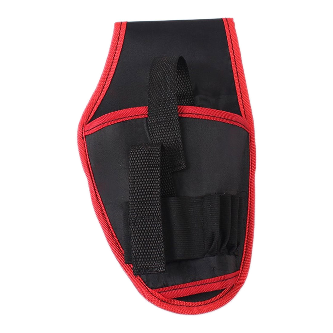 Portable Tool Bag Waist Belt Electrician Tool Pouch Bag Holder Drill Holster For 12V Lithium Cordless Drill Storage Bag