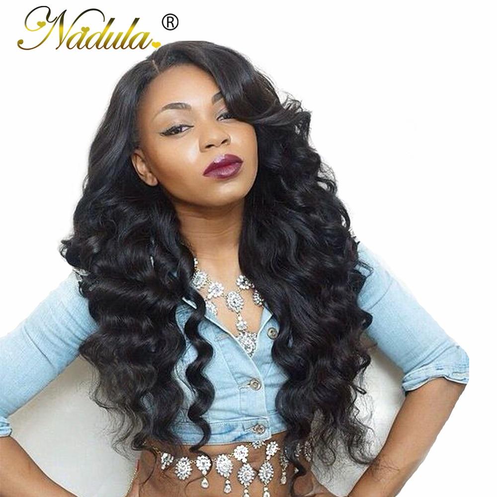 Aliexpresscom  Buy Nadula Hair Products Brazilian Natural Wave Brazilian Human Hair Sew In
