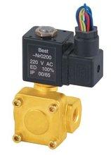 Бесплатная доставка 1/2 » порт размер 0927200 нормально закрытый 2/2 ходовые диафрагм электромагнитные клапаны 5 шт. в серии
