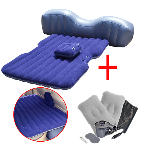 Online Shop Offroad Travel Inflatable car bed Inflatable seat