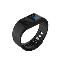 Life waterproof M5 Blood pressure monitor Oxygen tracker bluetooth smart bracelet band watch