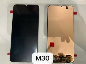 Image 1 - สำหรับ SAMSUNG GALAXY M10 M20 M30 M40 จอแสดงผล LCD หน้าจอสัมผัสสำหรับ SAMSUNG M105 M2015 M30S M40S หน้าจอ LCD เปลี่ยน