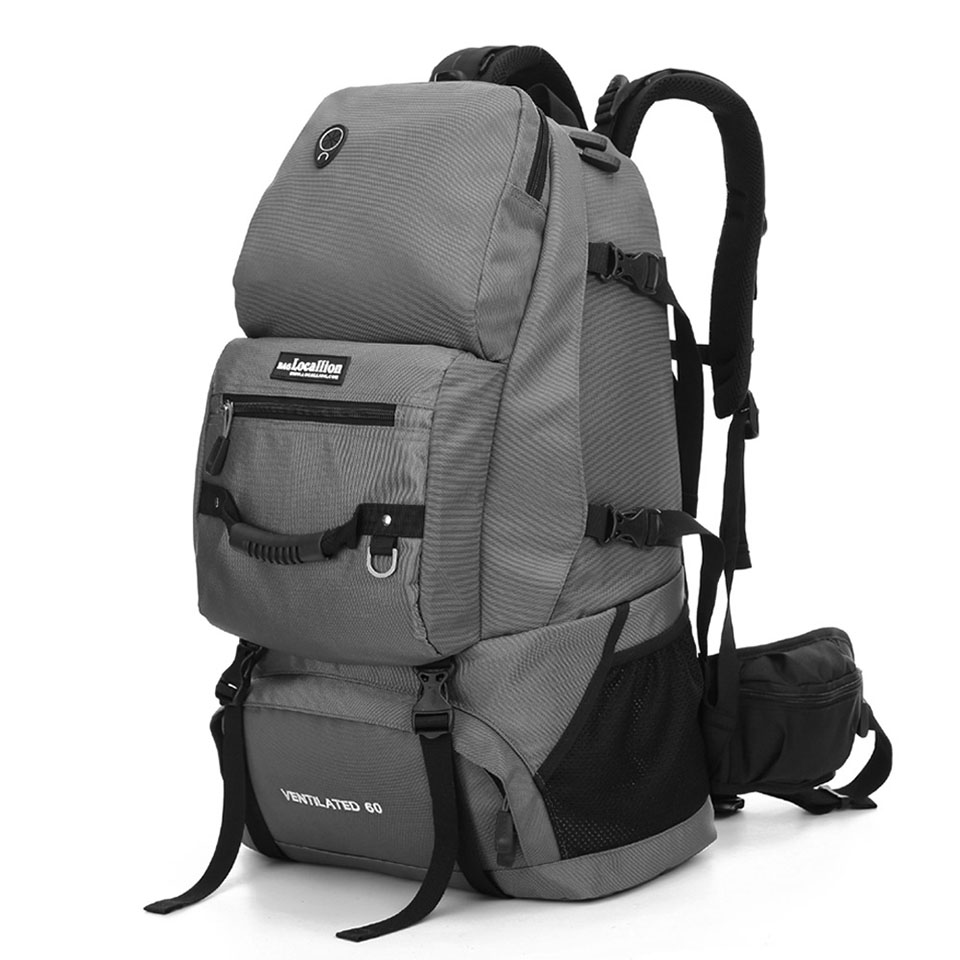 2018 sac à dos tactique chaud 60L sac militaire Molle hommes alpinisme grand sac à dos militaire sac à dos tactique armée Sport sacs