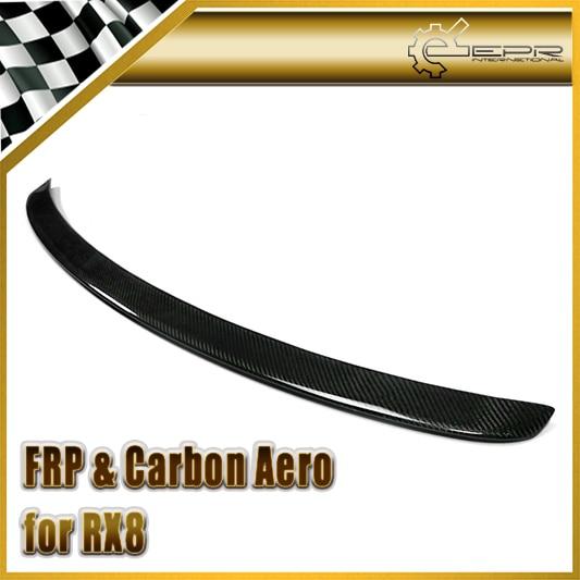 2011 Mazda Rx 8 Camshaft: Car Styling For Mazda 2004 2011 RX8 Carbon Fiber Rear Lip