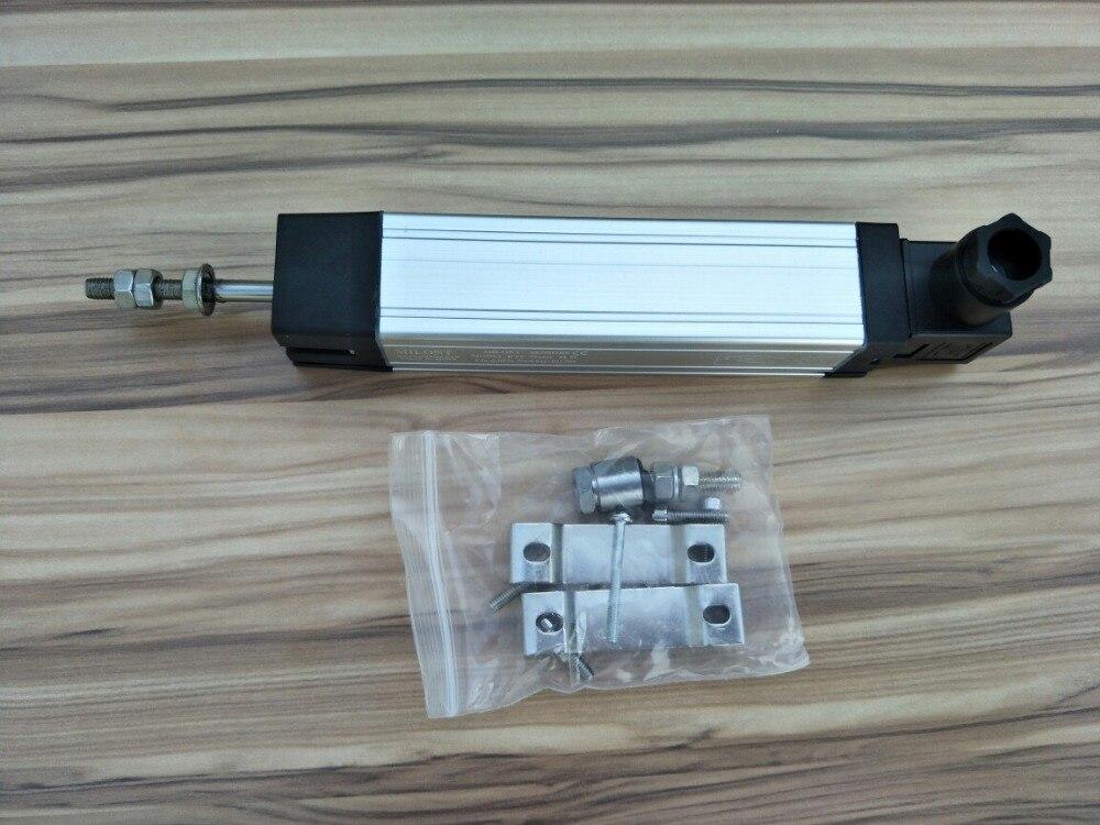 MILONT KTC série 300mm 450mm 500mm 600mm capteur de déplacement linéaire échelle électronique, transducteur de machine de moulage par injection.