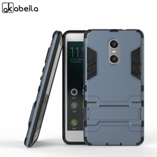 AKABEILA TPU + PC Hybrid Kickstand Armor dual layer Mobile Phone Cases For Xiaomi Redmi Pro Hongmi Pro Covers Bags Shell Skin