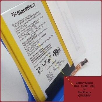 Da Xiong 2700 mAh ACC-53785-201/BAT-52961-003/NX1 batería de repuesto para  Blackberry Q10/ q10