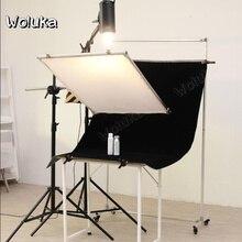 Портретный светильник, поглощающая ткань, для фотосъемки, черный фон, флокирование, не отражающая ткань, реквизит для фотосъемки CD50 T08 X