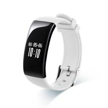 X16 зарядки умный Браслет IP67 Водонепроницаемый Спорт Шагомер Браслет Heart Rate Мониторы Фитнес часы для Android IOS PK fitbit