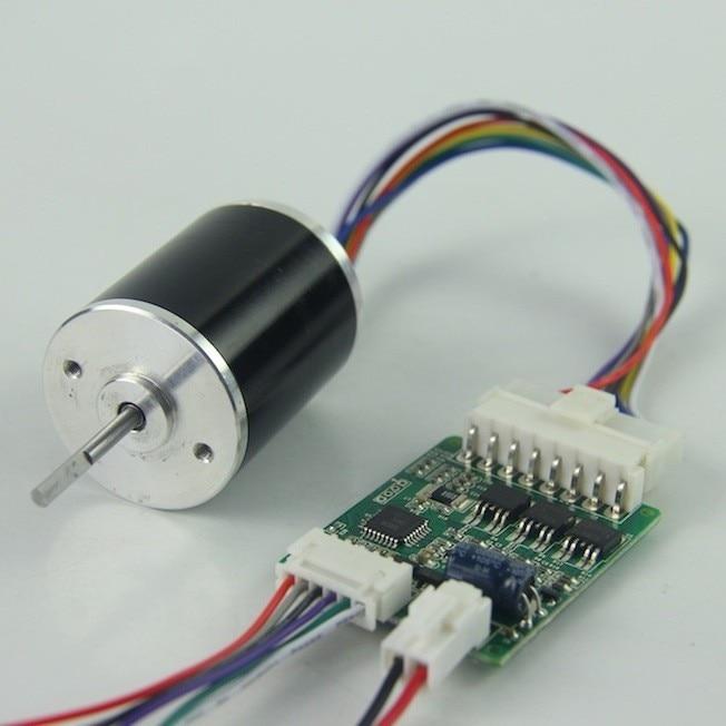 do motor Brushless dc DC regulador de velocidade do motor