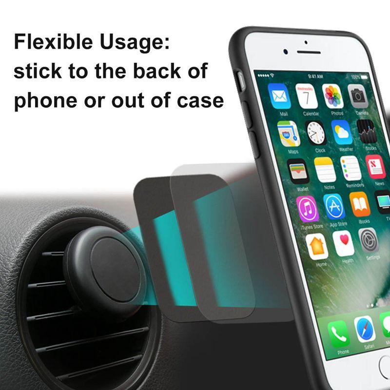 XMXCZKJ Universal Maqnetik Telefon Sistemi Xiaomi Huawei HTC üçün - Cib telefonu aksesuarları və hissələri - Fotoqrafiya 5