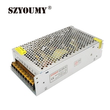 SZYOUMY 12V 20A 240W Switching Power Supply for LED Strip 240W Transformer Power Driver For LED strip AC110/220V to DC12V