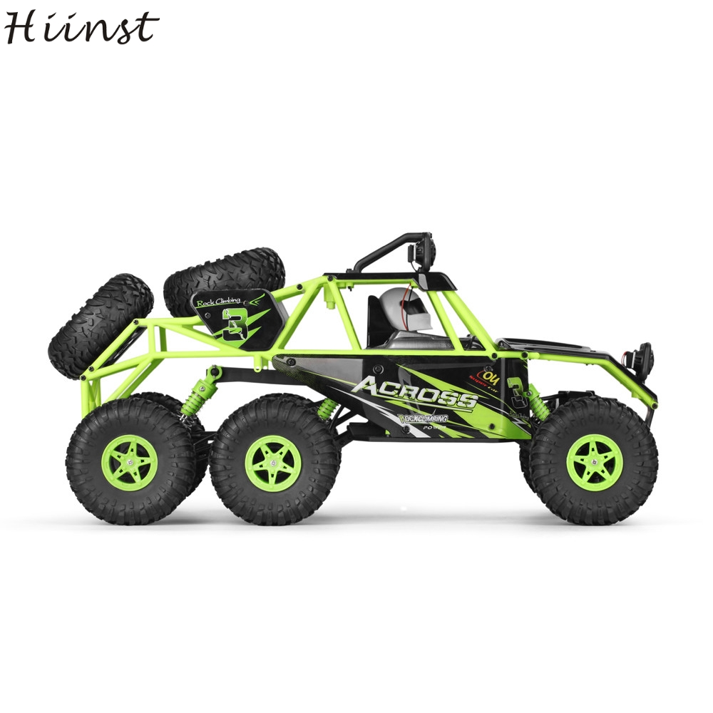 HIINST Best Seller Drop ship / 2.GHZ 6WD Radio Remote Control Off Road RC Car ATV Buggy Monster Truck S30 Ag14 gift mooistar2 5028 1 18 2 4ghz 4wd radio remote control off road rc car atv buggy monster truck