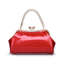 Women Glossy Big Tote High Quality Crossbody Bag Female Patent Leather Handbags Ladies Hot Sale Shoulder Bag Big Messenger Bags