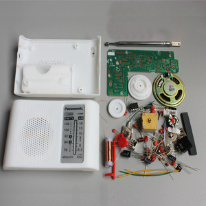 Image 5 - CF210SP AM/FM Stereo Radio Kit DIY Elektronische Montieren Set Kit Tragbare FM AM radio DIY teile Für Learner