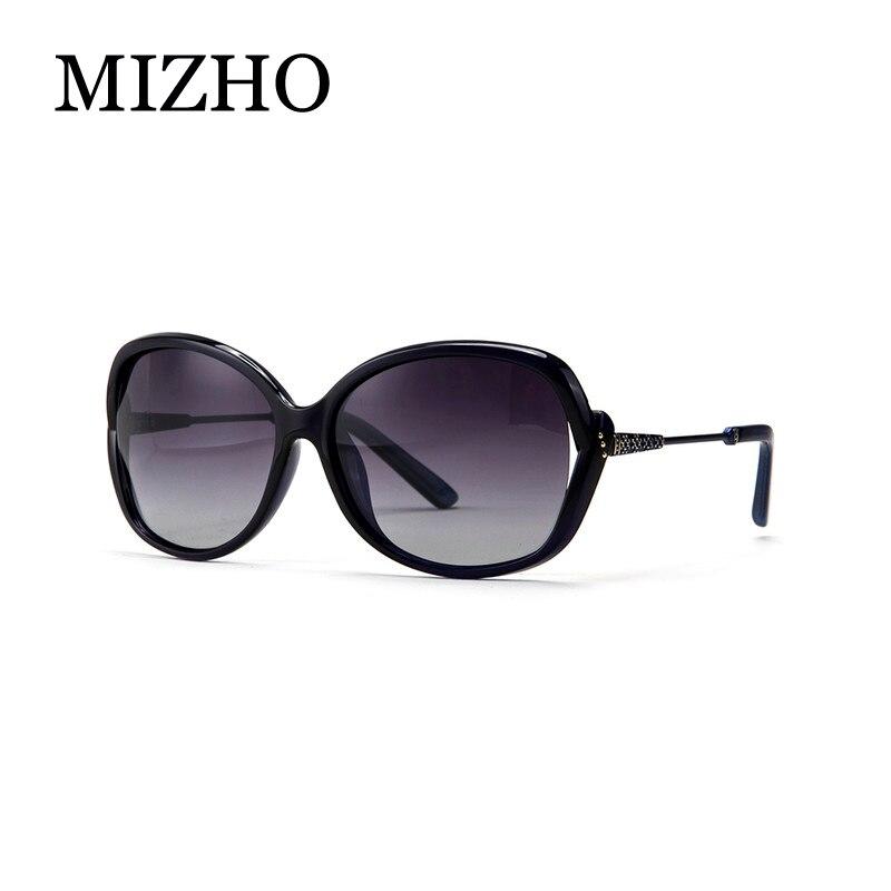 MIZHO 4 COLOR Modeli i Modës së Modës për Përhapjen e Syzet e Diellit Gratë Polarizuara Vintage me cilësi të lartë Anti Glare Sunglass Zonja Luksoze 2019