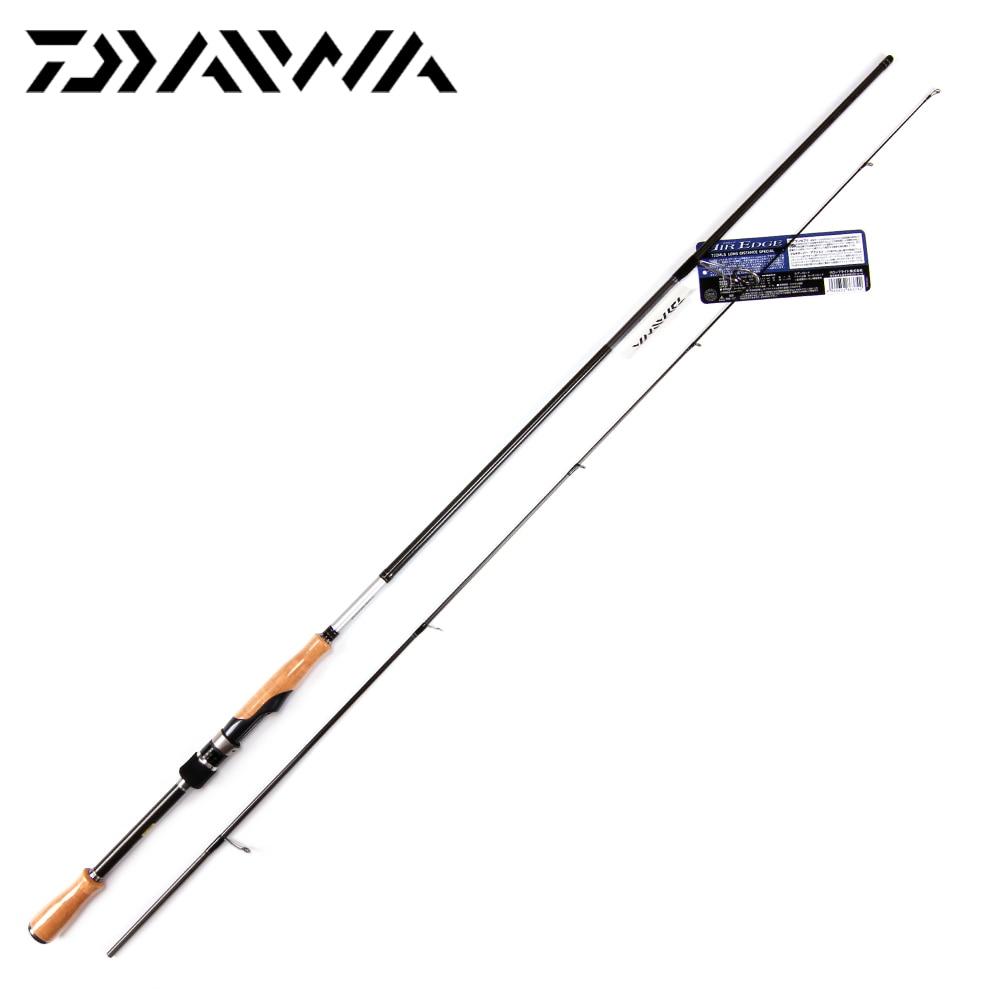 Free ems daiwa air edge 722mls spinning fishing rod light for Edge fishing rods
