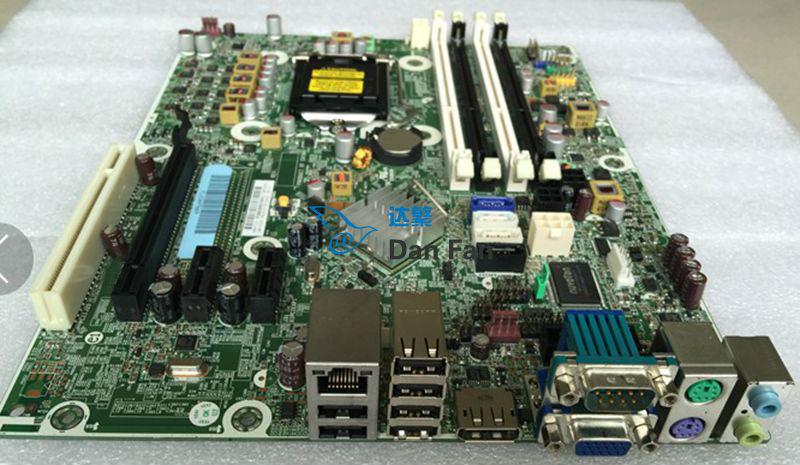 615114-001 For HP Compaq 6200 6280 Desktop Motherboard 614036-002 61174-000 LGA1155 Mainboard 100%tested fully work