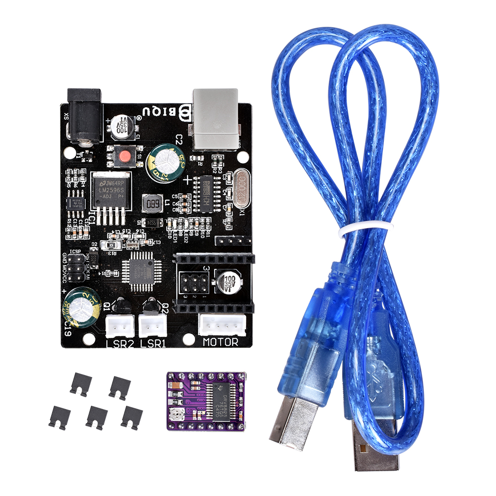 3D Scanner Board Integrated Laser Motherboard DIY Accessories With A4988/DRV8825/TMC2130 Stepper Motor Driver For 3D Scanner