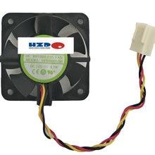 Hzdo DFB401012M 40*10 мм 12 V 0,7 W 3 проводное Охлаждение вентилятором
