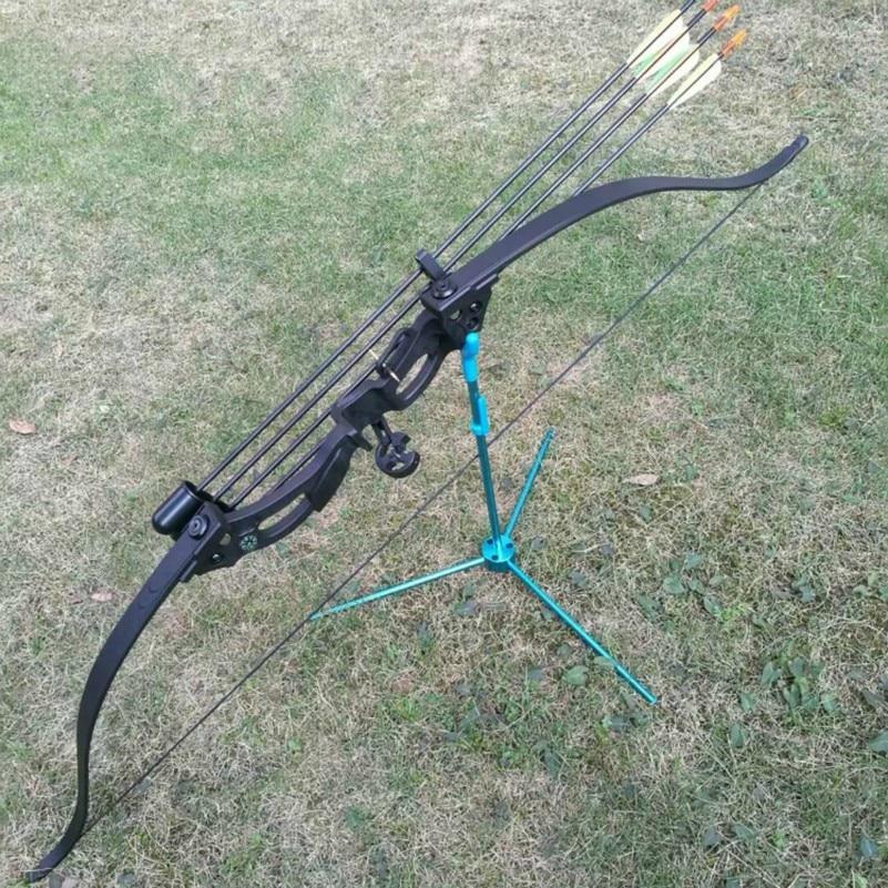 """48/""""Black Archery Recurvebow W 20lbs Draw Weight 28/"""" Draw Length F Women Children"""