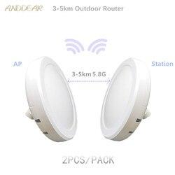 9344 9331 3-5 km 10/100/1000 M Chipset WIFI Repeater CPE dalekiego zasięgu 1200Mbps5. 8G na zewnątrz Router AP AP Bridge routera klienta
