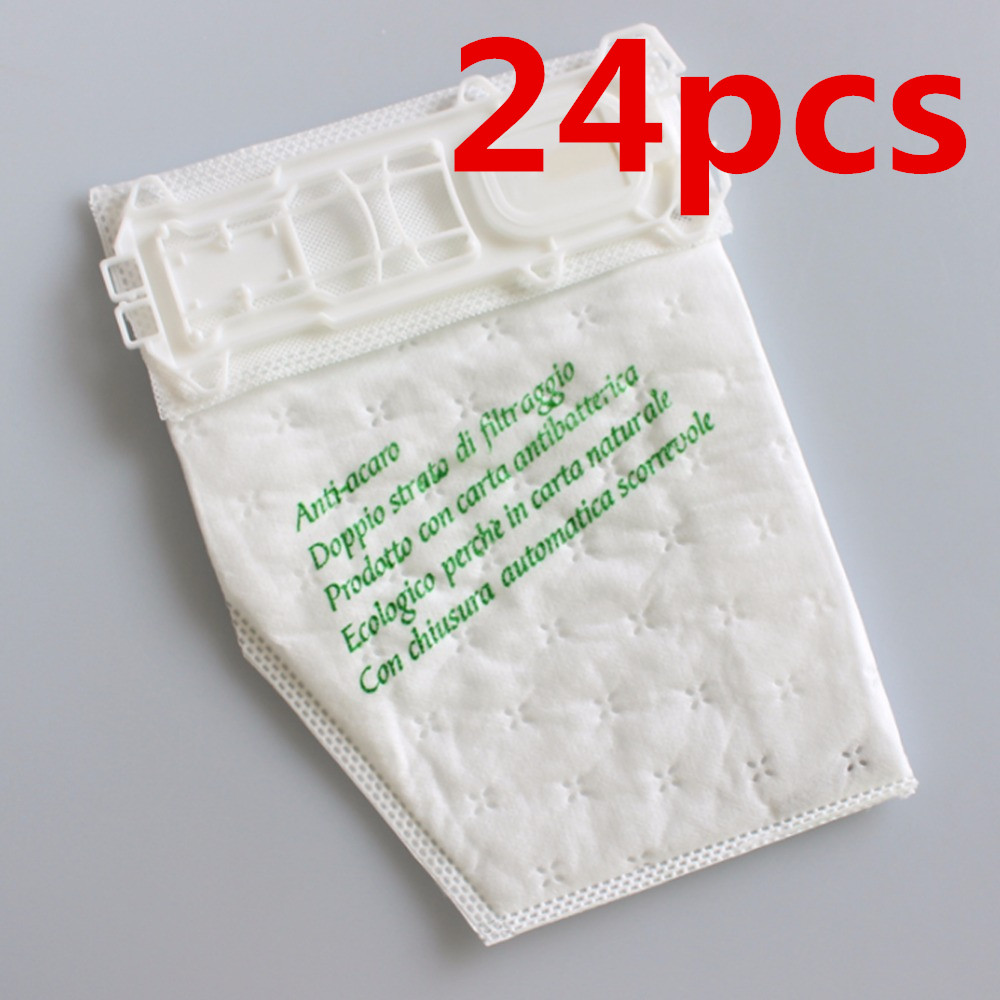 24PCS/lot  Garbage bags Cleaning tools  Vacuum Cleaner Accessories Dust Bag for Vorwerk VK135 VK136 FP135 FP136 Kobold135 VK369 50pcs high quality adaptation sanyo chunhua vacuum cleaner accessories dust bag garbage paper bag xtw 80 zw80 936