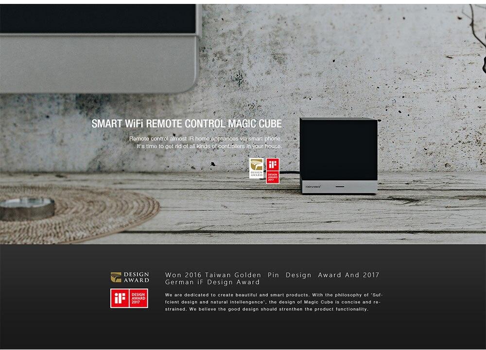 Universal Smart WiFi IR Remote Control (4)