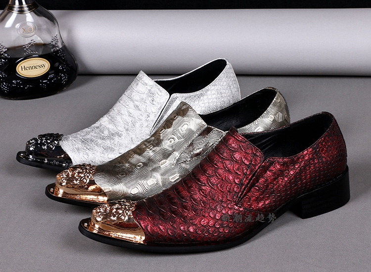 Popular snakeskin mens shoes buy cheap snakeskin mens shoes lots from