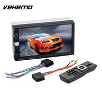Vehemo Automobile Car Electronics Car MP5 Video Player 2Din Hd Lcd Universal Multimedia Player 7 Inches