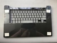 Новый для Dell XPS15 9550 M5510 palmest верхний чехол Клавиатура рамка крышка с тачпадом набор раскладка «американский английский» 0D6CWH D6CWH 0JK1FY