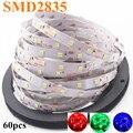 Tiras de Led SMD2835 12 V Não À Prova D' Água 60 RGB Fita pçs/m melhor Tira SMD5050 3528 5630 5730 5 V USB Interior Decorativo fita