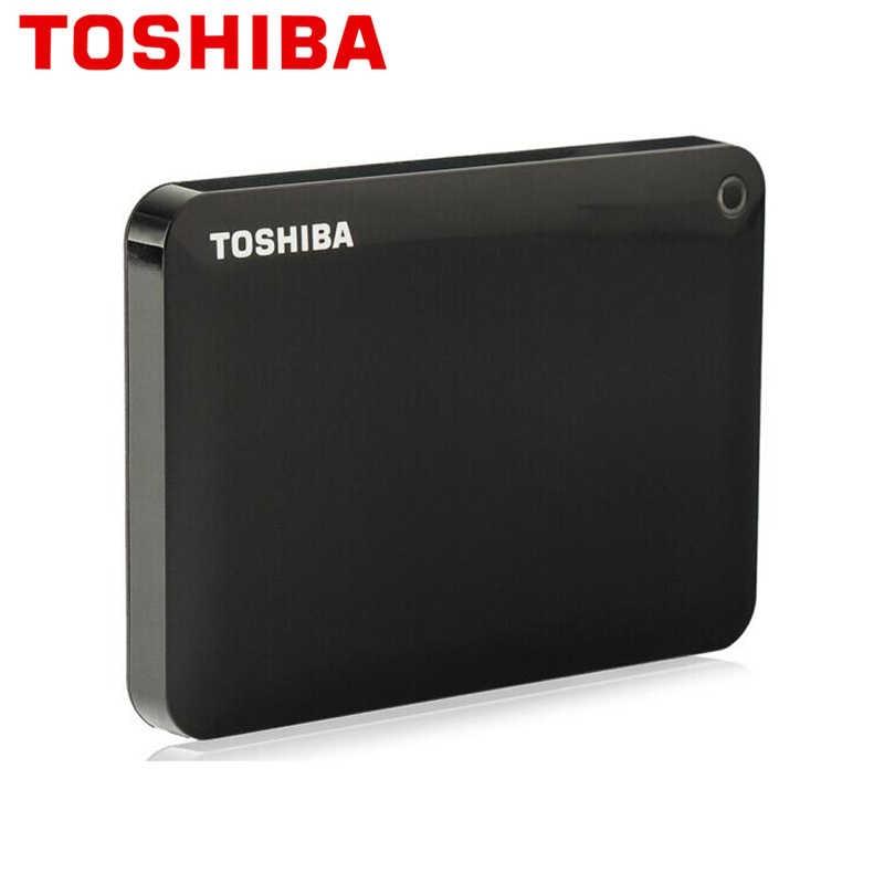 Toshiba Hard Disk Portable V8 1TB 2TB Gratis Pengiriman Laptop Hard Drive Eksternal 3TB DISQUE Dur HD externo USB3.0 HDD2.5 Harddisk
