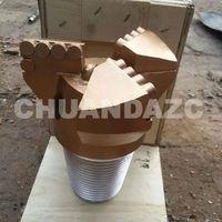 Рождество скидки обувь по заводским ценам 146 мм три крыла перетащите биты, pdc перетащите бит для добычи, воды бурение скважин бит