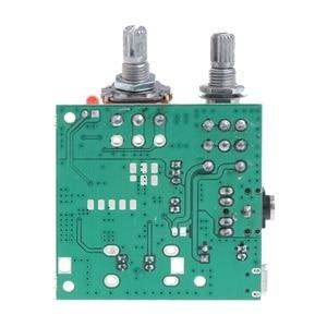 Image 5 - 5V 20W 2.1 Kênh Đôi 3D Vòm Kỹ Thuật Số Âm Thanh Stereo Amplifier Class D AMP Board M35